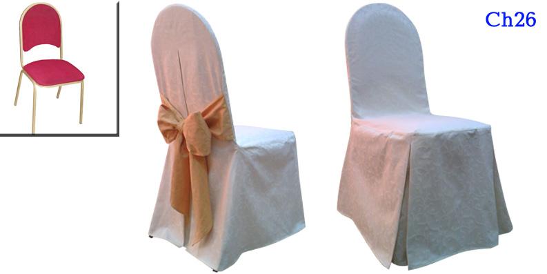 Как сшить универсальные чехлы на стулья
