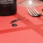 Дорожка на стол для нового года