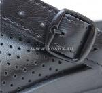 Обувь для повара черная