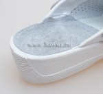 Обувь для поваров женская белая