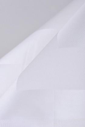 Белые салфетки из хлопка KING COTTON