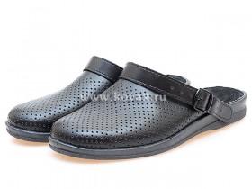 Обувь для поваров черная